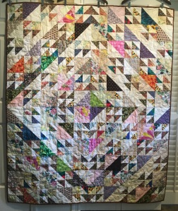 Fat Ugly Charity Quilt